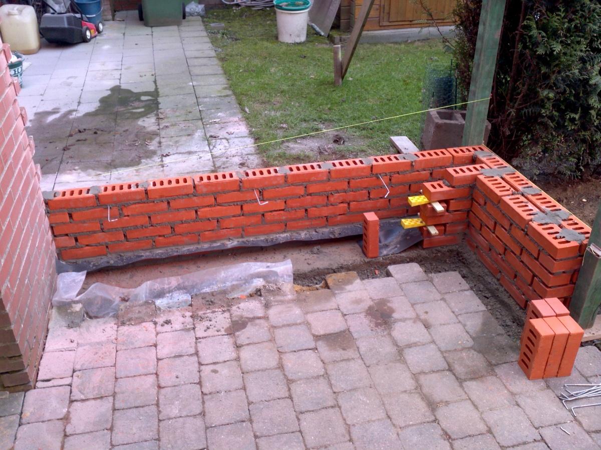 Terrassen bouw aanleg terras antwerpen prijs offerte terras - Bouw een overdekt terras ...